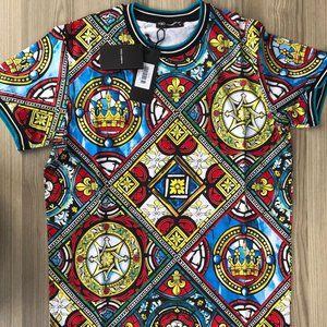 Dolce & Gabbana Short Sleeve T-shirt Men's Medium